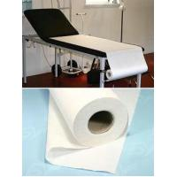 China Examination Table Paper Roll On Massage Couch , None Perforation on sale