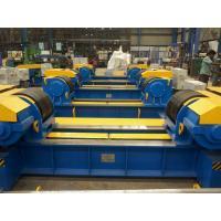 80 Ton Blast Welding Turning Rolls Vessel Rollers 50HZ 3PH for Cylinder Welding