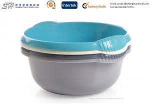 China PP Food Container Colorful Plastic Bowls , Plastic Household Home Products on sale