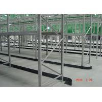 Heavy Duty Narrow Aisle Pallet Racking Steel Storage Racks For Warehouse
