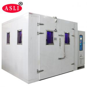 China High UV Radiation And Humidity UV Aging Test Chamber / Rack For Aging Laboratory on sale