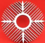 Sunflower High Efficiency Extruded Aluminum Heatsink For Ceiling Light Radiator