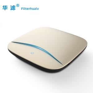 China Hualv Tech air purifier Ionic air purifier Hepa filter air purifier for car on sale