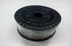 China 1.75mm Light Gold 3D Printer ABS Filament Roll For 3D Printing Industry on sale