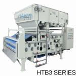Tipo automático imprensa do engrossamento da correia da gravidade da série HTB3 de filtro da correia