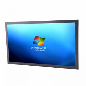 China Industrial Widescreen CCTV LCD Monitor Vivid Image Layout Wide Visual Angle on sale