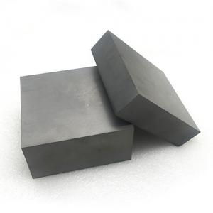 China 200 * 200 * 20mm YG20 Tungsten Carbide Block For EDM Parts High Performance on sale