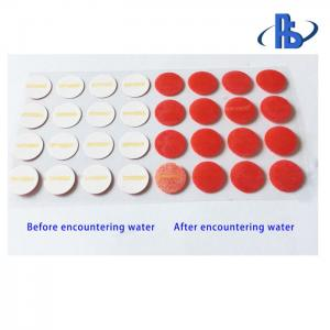 China Single Sided Acrylic Adhesive Water?Sensitive Tamper Evident Labels on sale