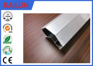 China Anodized Aluminium Frame Profile for  AHU System / Hygienic Air Handling Units on sale
