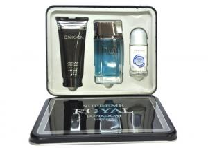 China Customized 1805GS Mens Perfume Gift Sets GMPC Standard on sale