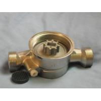 Stainless steel Hear Meter Basic Meters For Mechanical Single Jet Heat Meters