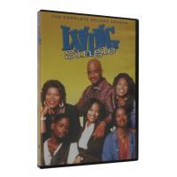 2018 newest Living Single Season 2  (3DVD ) Adult TV series Children dvd TV show kids movies hot sell