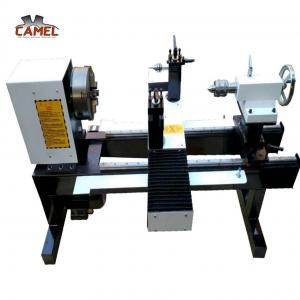China cnc wood lathe machine for wooden gourd lathe wood router  CAMEL diameter 160mm on sale