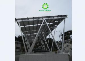 Waterproof Carport Solar Panel Mounting Brackets Excellent