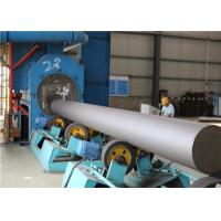 ERW Carbon Steel Pipe with 3PE External Coating for Fluid Transportation Anti Corrosion Pipe