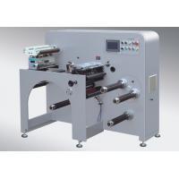 Allfine brand High Speed Sticker/Label Slitting Machine And Rewinding Machine narrow roll servo driven turret rewind