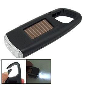 China 5 LED solar powered flashlight on sale
