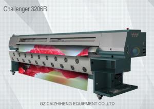 Quality Impressora solvente do grande formato de Seiko Digitas para a bandeira do cabo for sale