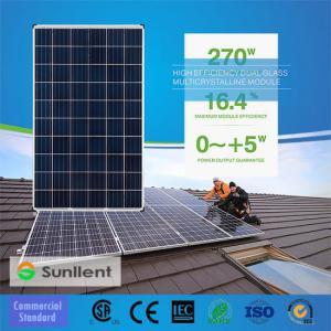 China 4 Kilowatt Battery Backup Power Supply Generator Solar Panel System on sale