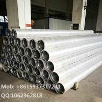 316L Welded Stainless Steel Johnson Type Water Well Screens for Water Well Drilling