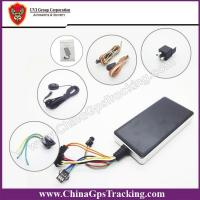 Multi-function Car GPS Trackers , Cut Off Fuel Remote Control