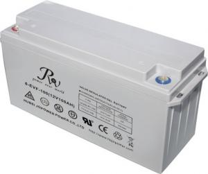 China Rechargeable Sealed Lead Acid Battery 6V 180Ah For Bus / Golf Cart / Tourist Cart on sale