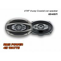 China 6x9 4-way coaxial car speakers, Speaker factory, car speaker suppliers on sale