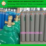 Industrial argon gas cylinder for sale