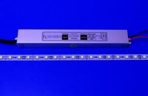 China 5050 / 3528 SMD LED rigid strip Aluminum PCB Board with 1oz Copper , 1.0mm Thickness on sale