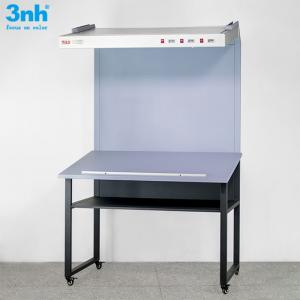 China CC120-A Pantone Color Viewing Light Booth TILO Color Controller With D65 D50 U30 Light Sources on sale