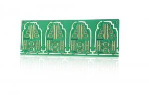 China Switch Control Multilayer Printed Circuit Board with Plating Hard Gold , Gold Finger PCB on sale