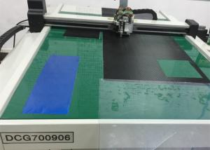 China Self Adhesive Vinyls Kiss Cut Together With Paper Back Up Cutting Plotter on sale