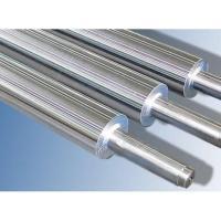 China Anti - los rodillos de acero industriales corrosivos, cromo duro platearon el rollo de acero on sale