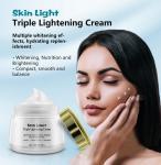 Effective Brightening Whitening Lighting Moisturizer Cream Milk Body Lotion Skin Care Cream