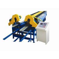 Metal Roof Panel Roll Forming Machine , 6.5 * 1.0 * 1.5m Steel Door Frame Machine 4kw