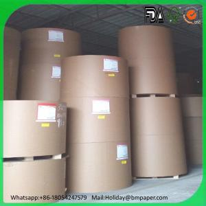 China Hot sale best price 70gsm & 80gsm bond paper roll for cutting A4 copy paper on sale