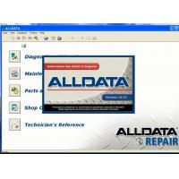 China Alldata 10.53+AutoData 2012+Mitchelle 2012.03+750GB External HDD Diagnostic Software on sale