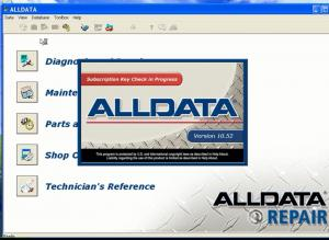 China Alldata 10.53+AutoData 2012+Mitchelle 2012.03+750GB External HDD Diagnostic Software on sale