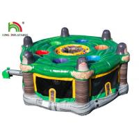 Popular outdoor inflatable whack mole human whack-a-mole game