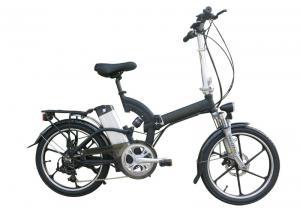 China El adulto y los niños motorizaron la batería de litio plegable 36v de la bicicleta eléctrica del ebike on sale