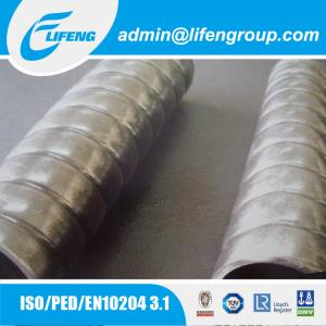 China corrugated tube sprial tube manufactured in China with high quality on sale