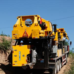 China Gas Wall / Coal Bed Methane Drilling Rig on sale