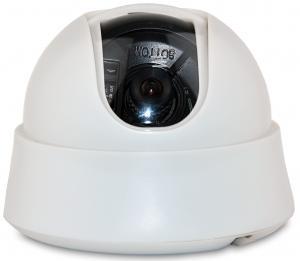 China Portable External CMOS CCTV Camera , Wide Angle Cctv Ir Dome Camera on sale