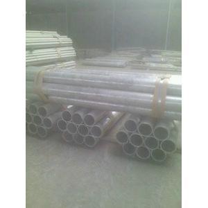 China Al Alloy 6061-T6 Aluminium Tube Anodized For Aerospace Field on sale