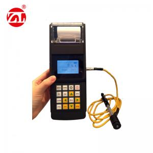 China Digital Portable Leeb Hardness Testing Machine With Rechargeable Battery on sale