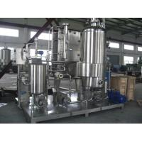 High Efficiency MVR Mechanical Vapor Recompression , Titanium Plate Exchanger System For Factory
