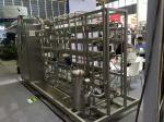 Pharmaceutical reverse osmosis water purification machine  FDA / GMP Standard