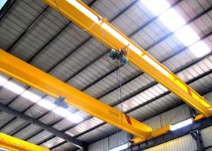 China Warehouse Single Girder Overhead Crane For Lifting Goods Or Materials on sale
