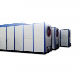 China Auotmatic Industrial Air Conditioner Dehumidifier , Industrial Desiccant Equipment on sale
