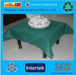 China Non-woven Table Cloth on sale